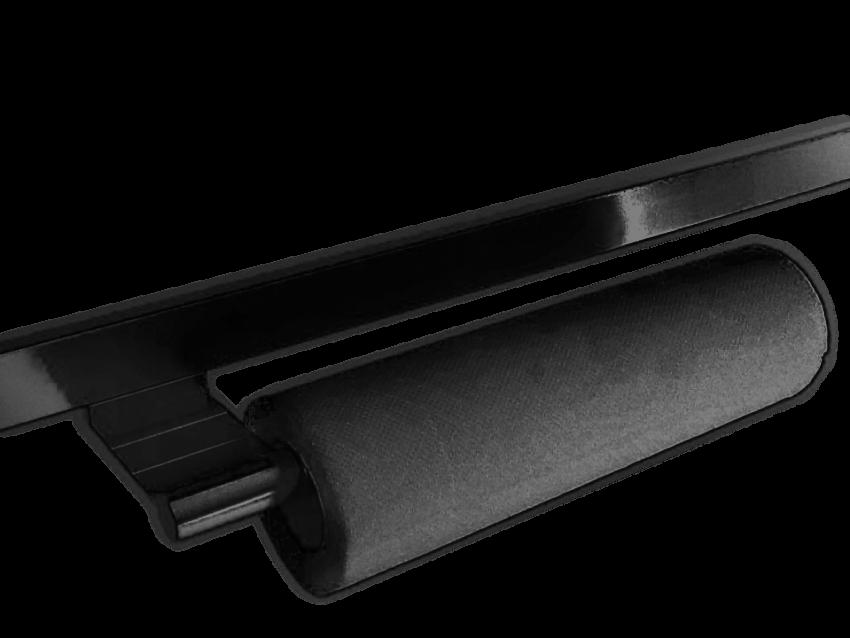 halter für küchenrollen - system s - alca » alca aluminiumprodukte ... - Halter Für Küchenrolle
