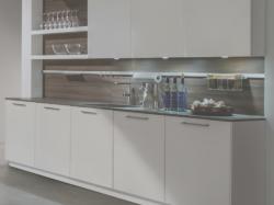 Nischenreling, Nischensystem Küche, Relingsystem Küche